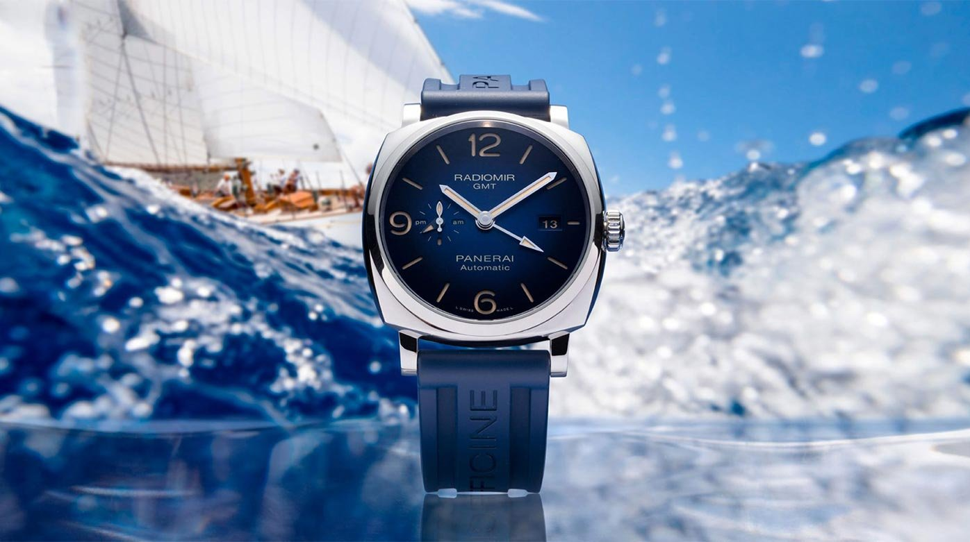 Panerai - New Radiomirs with navy blue dials