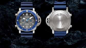 Submersible Chrono – Guillaume Néry edition