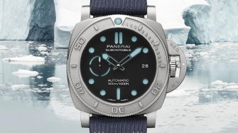 Imagination and the Panerai Submersible Mike Horn Edition Trends and style