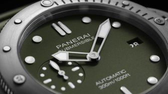 Submersible Verde Militare - 42 mm Trends and style