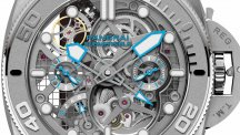 Submersible EcoPangaeaTM Tourbillon GMT - 50mm Édition Mike Horn