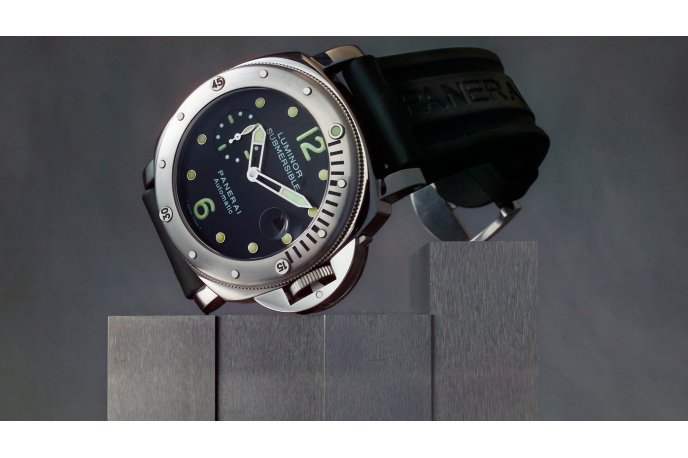 Back in Time: Panerai « Submersible »