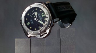 Back in Time: Panerai « Submersible » Trends and style