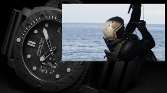 Submersible Marina Militare Carbotech  Trends and style