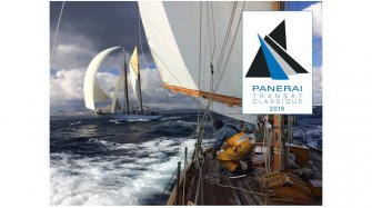 Official announcement of the 4th edition of the Panerai Transat Classic