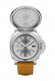 PAM00852 - Luminor 1950 Sealand 3 Days Automatic Acciaio - 44 mm