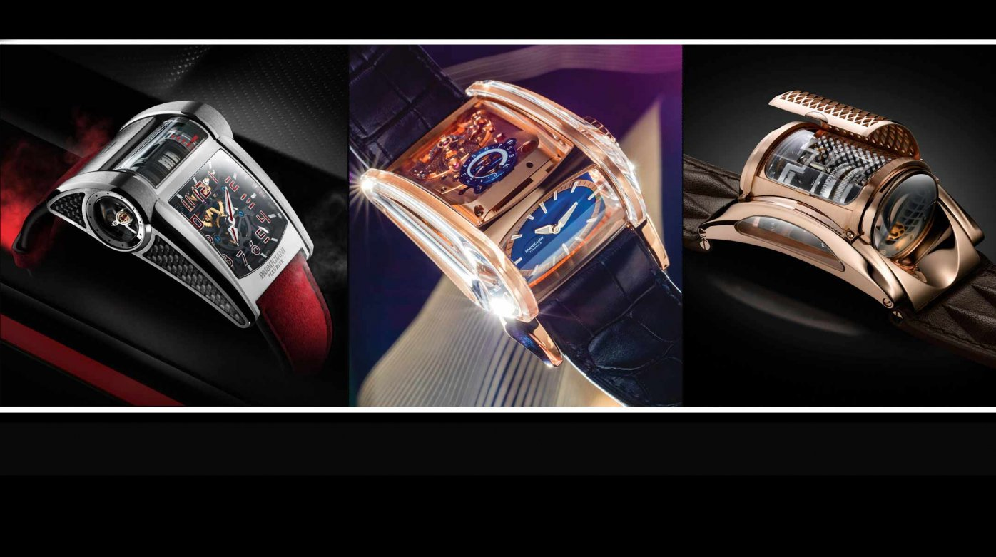Parmigiani Fleurier - Bugatti and Parmigiani end partnership