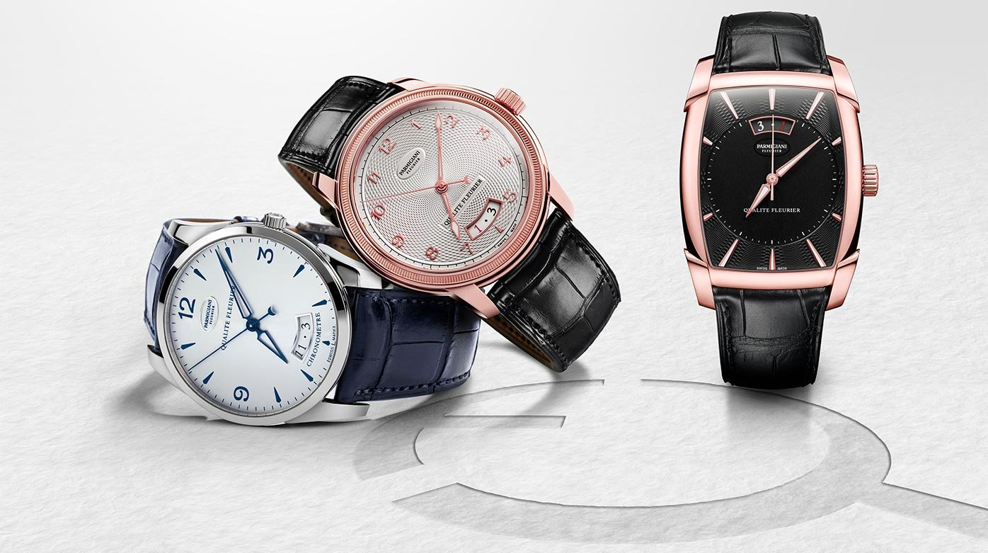 Parmigiani Fleurier - The Qualité Fleurier certification has been relaunched