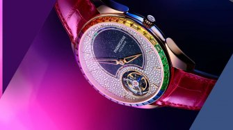 Tonda 1950 Flying Tourbillon Double Rainbow Trends and style