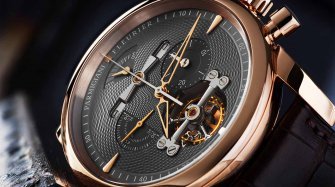 The new Tondagraph Tourbillon