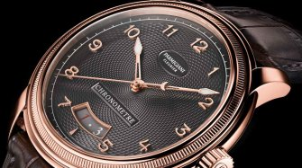 Toric Chronomètre Slate Trends and style