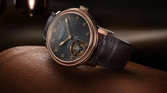 Toric Tourbillon Slate Trends and style