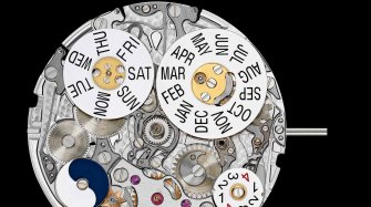 The secrets of the Perpetual Calendar Ref. 5320G