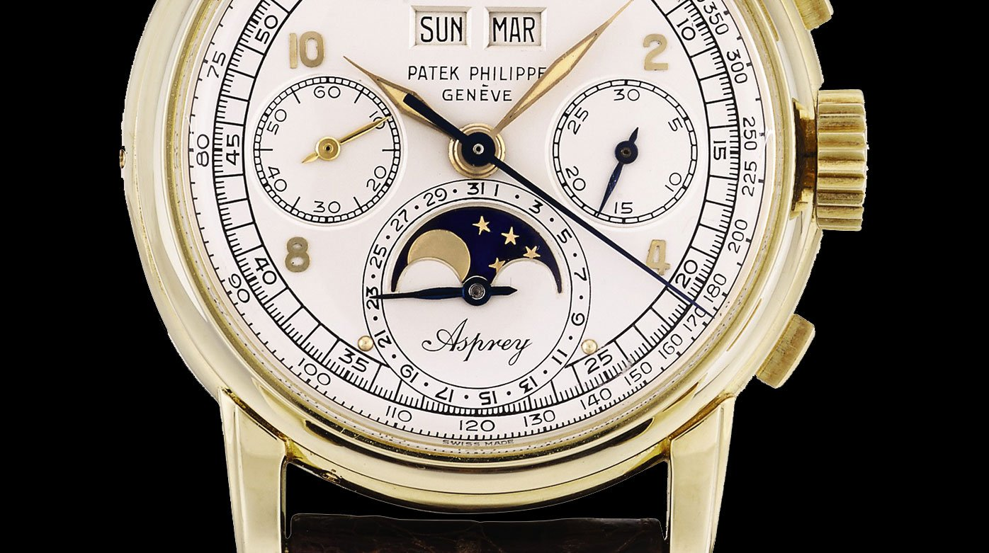 "Patek Philippe - ""The Asprey"""