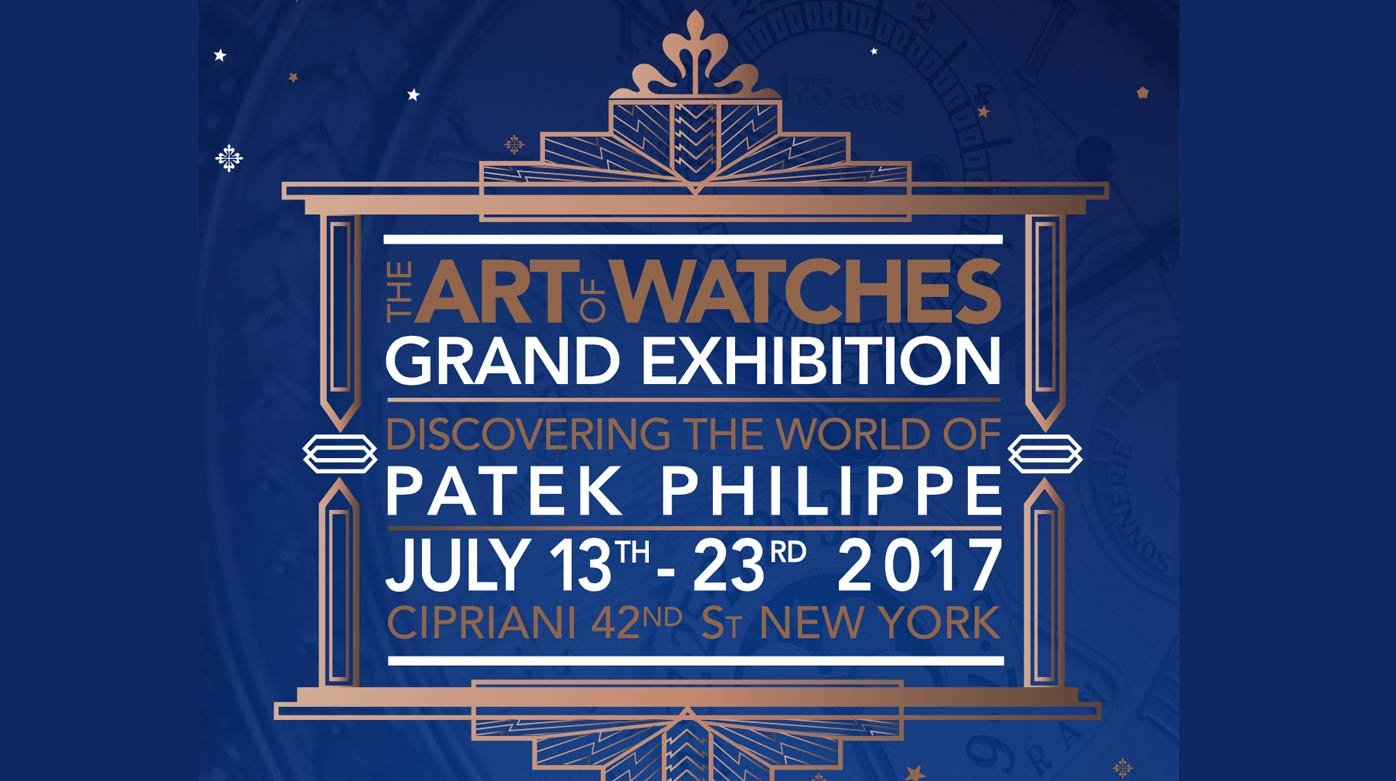 Patek Philippe - New York Grand Exhibition