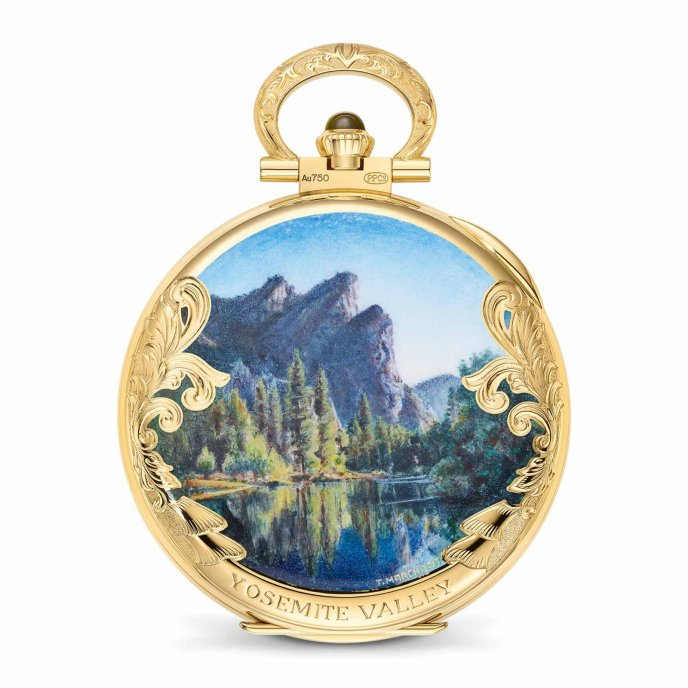 Pocket Watch - Yosemite Valley