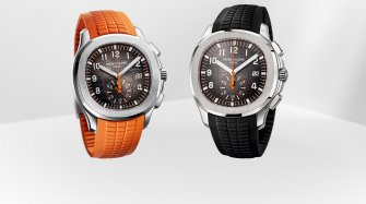 Aquanaut Chronograph Ref. 5968A-001 Trends and style
