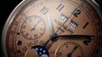 Chronograph Perpetual Calendar Trends and style