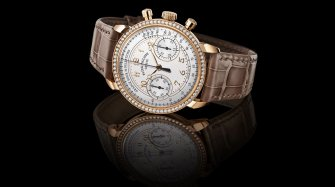 The only Patek Philippe Chronograph for ladies