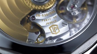 Stacking Up - Patek Philippe and The Geneva Seal Innovation and technology
