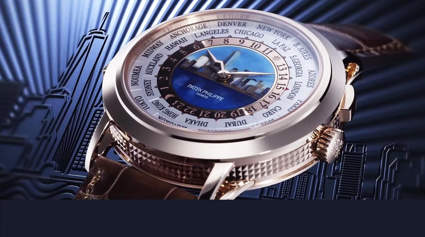 Patek Philippe - Ref. 5531 World Time Minute Repeater