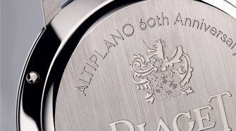 Altiplano 60th Anniversary collection