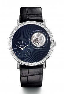 Altiplano Tourbillon High Jewellery