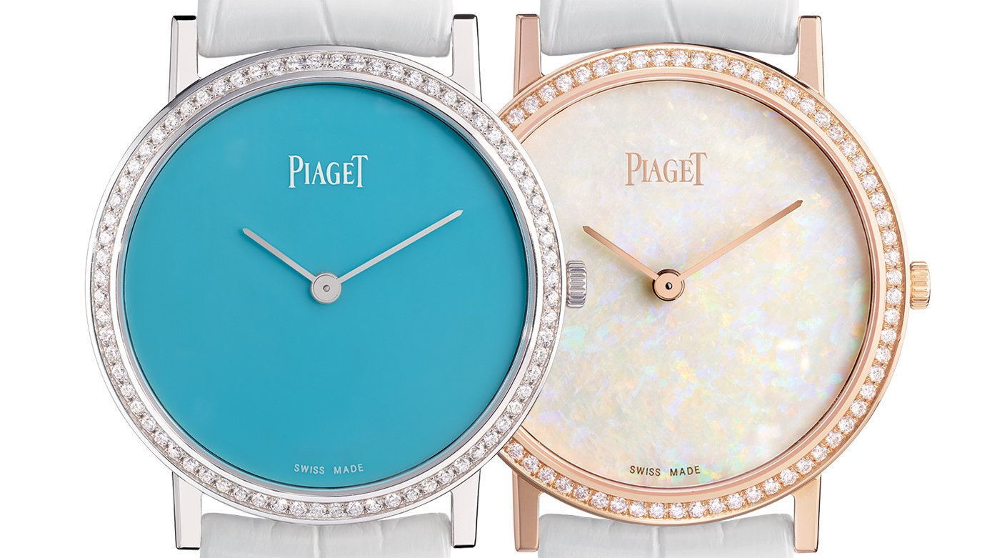 Piaget - Altiplano, the radiance of hard stones