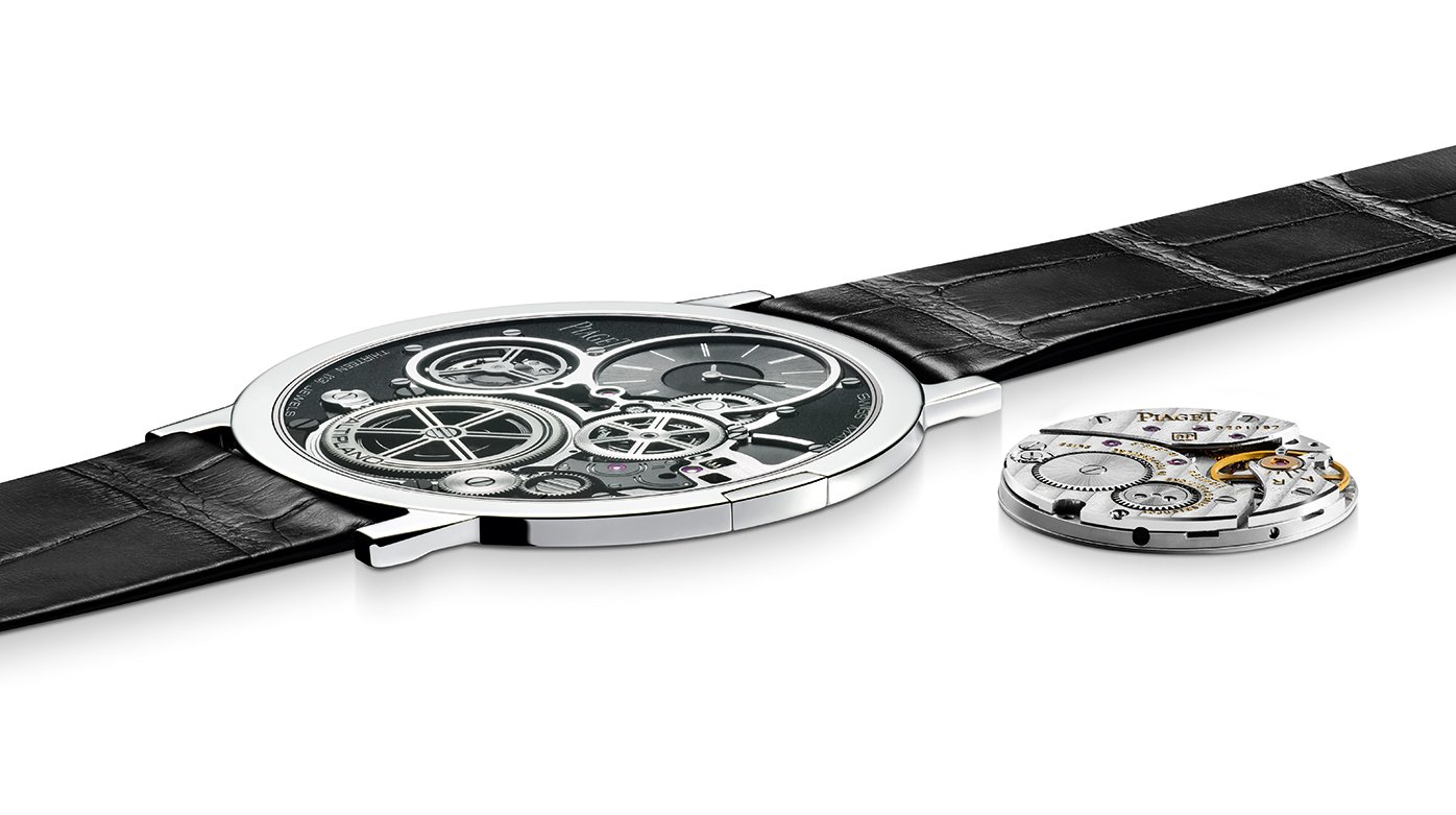 Piaget - Has Piaget reached the limits of ultra-thin design?