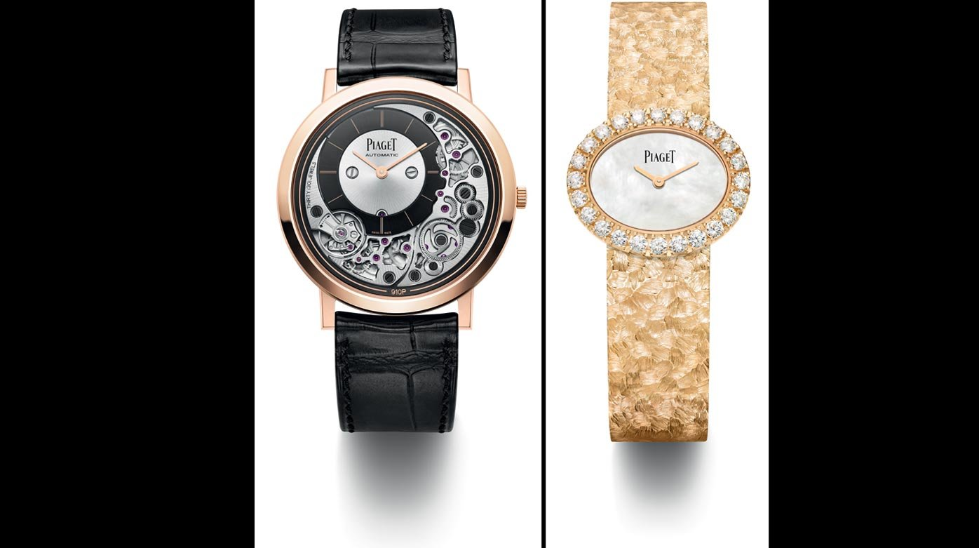 Piaget - Ultimate Automatic and Extremely Lady