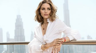 Olivia Palermo presents Possession