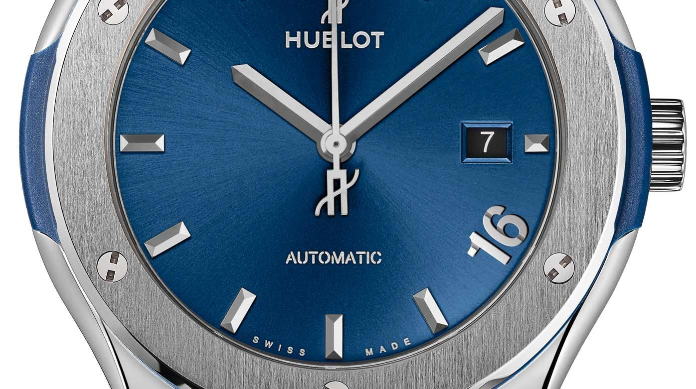 Hublot - Hublot Classic Fusion Titane 42mm, unique piece