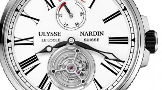 Tourbillon Marine Grand Feu Automatique, unique piece
