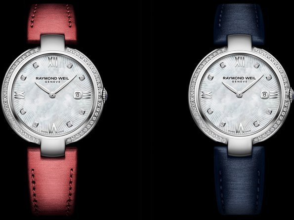 Raymond Weil - New straps for the shine