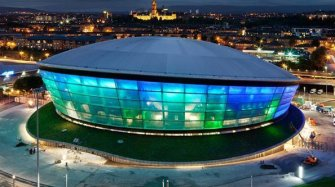 Official Partner Of The SSE Hydro Arts and culture