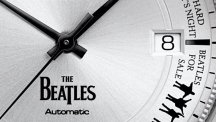 The Beatles watch celebrates the greatest band of all time