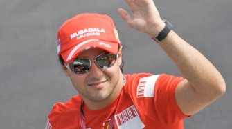 The Brand supports Felipe Massa People and interviews