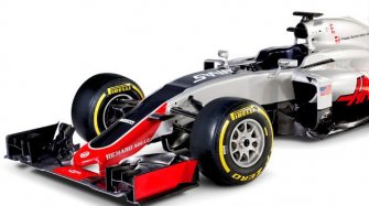 Haas F1 Team et Romain Grosjean