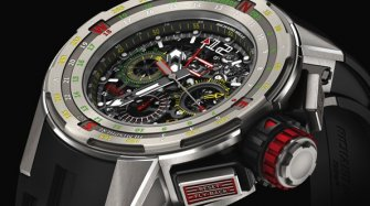 RM 60-01 Regatta Flyback Chronograph Innovation and technology
