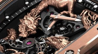 Tourbillon RM 57-01 Phoenix and Dragon Jackie Chan   Trends and style