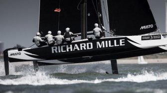 J.P. Morgan Asset Management Round the Island Race Sport