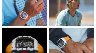 Rafael Nadal and his RM 27-02  Sport