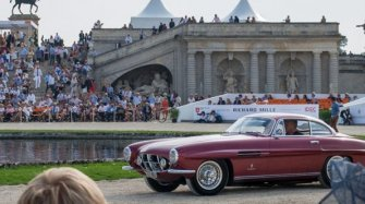 International Historic Motoring Awards 2014 Art et culture