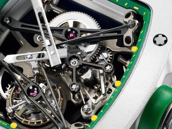 Richard Mille - Prototype Tourbillon Yohan Blake pour Only Watch