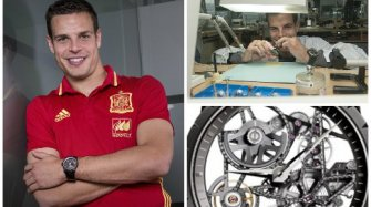 César Azpilicueta and his Excalibur