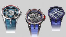 Rhapsody in blue – SIHH 2017 preview