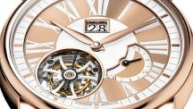 Hommage Flying Tourbillon tribute to Mr Roger Dubuis
