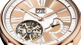 Hommage Tourbillon Volant Tribute to Mr Roger Dubuis Style & Tendance