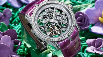 Ladies' skeleton watches Trends and style