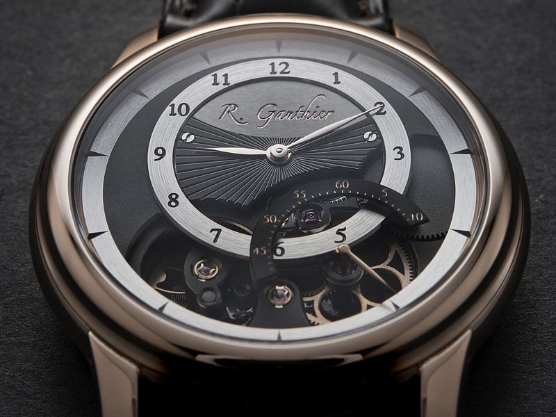 Romain Gauthier - Prestige HMS, or rouge